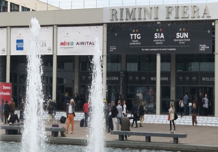 TTG ITALY 2018, RIMINI - ALL THE NEWS<br>DISCOVER WITH THAT! THE LATEST TENDENCIES OF THE TOURISTIC MARKET