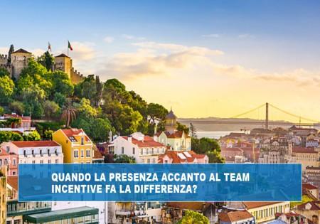 Quando la presenza accanto al team incentive fa la differenza - Nei viaggi incentive THAT! è sinonimo di garanzia!