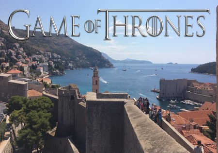 DOVE E' GIRATO GAME OF THRONES? <br> NEI LUOGHI DE IL TRONO DI SPADE CON THAT!