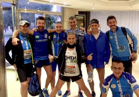 Maratona Valencia 2016 -Il racconto verso la maratona